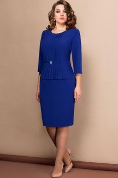 Платье Эледи 2601 Василек