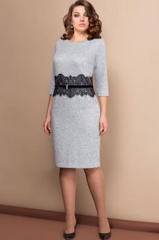 Платье Эледи 2607 Светлые тона