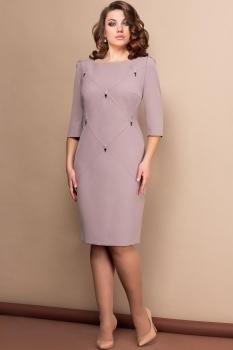 Платье Эледи 2615 Сиреневые тона