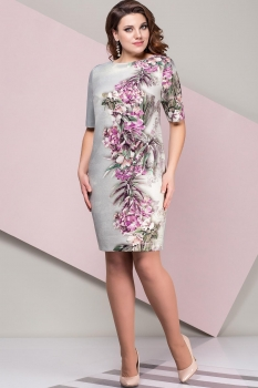 Платье Эледи 2722-1 Цветы