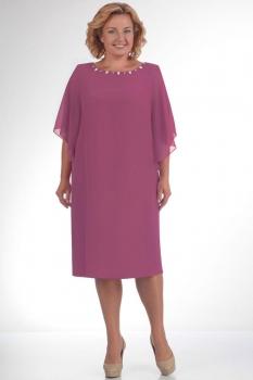 Платье Elga 01-468-5 сиреневый