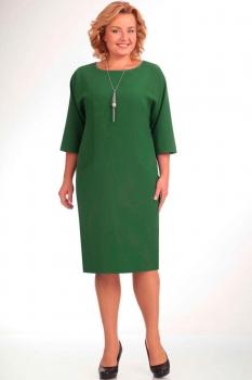 Платье Elga 01-472-16 зеленый