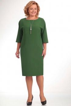 Платье Elga 01-472-19 зелень