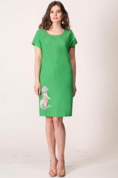 Платье Elga 01-497