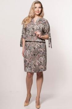 Платье Elga 01-498
