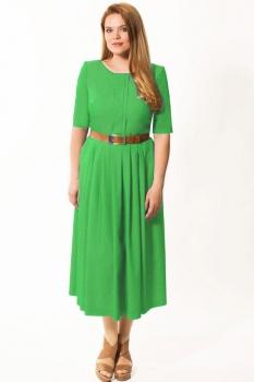 Платье Elga 01-499-5 яблоко