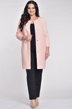 Пальто Elga 41-530-1 пудра