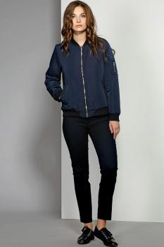 Куртка Эола Стиль 1366 темно-синий