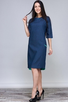 Платье Erika Style 445-1