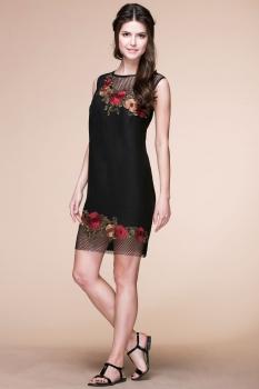 Платье Faufilure 288С-1 с черным