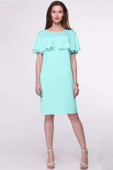 Платье Faufilure 409С-2 мята