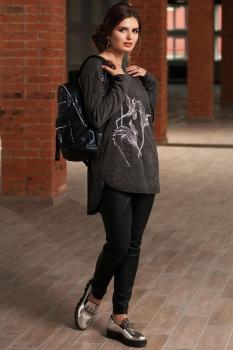 Блузка Faufilure 426С черный
