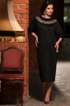 Платье Faufilure 451С-1 черный