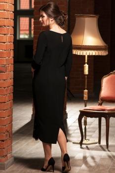 Платье Faufilure 456С черный - фото 3