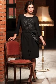 Платье Faufilure 457С черный