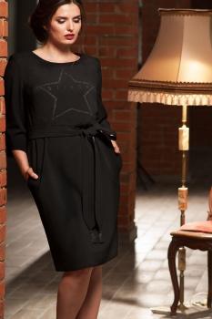 Платье Faufilure 470С черный