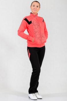 Спортивный костюм For Rest 5295-1 коралловый