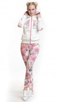 Спортивный костюм For Rest 5360 белый