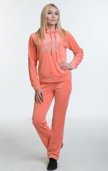 Спортивный костюм For Rest 5490-4 персик