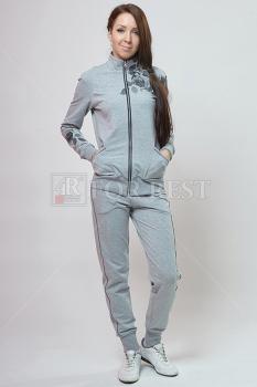 Спортивный костюм For Rest 5754 серый