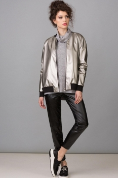 Куртка Glasio 18001 серебристый