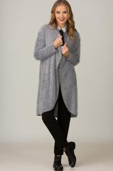 Жакет Glasio 4001-1 серый