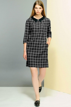 Платье Golden Valley 4411-1 чёрный