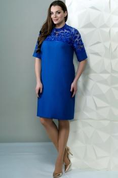 Платье Golden Valley 4438 синий