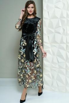 Платье Golden Valley 4449 чёрный
