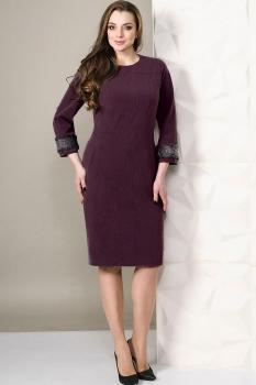 Платье Golden Valley 4450-2 фиолетовый