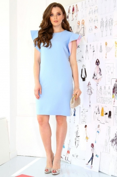 Платье ЮРС 17-689-3