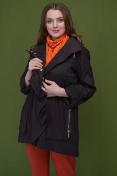 Куртка ЮРС 17-745-3 коричневый
