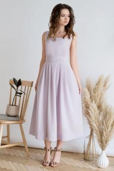 Платье ЮРС 18-698-1 сиреневый