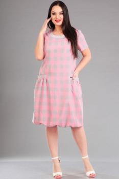 Платье Ива 905/1 розовый