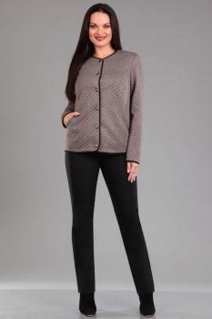 Куртка Ива 934-1 коричневый