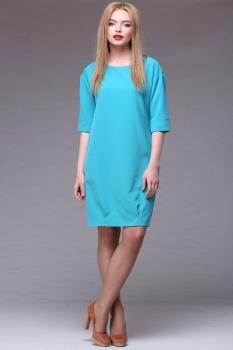 Платье Juanta 2207 бирюза
