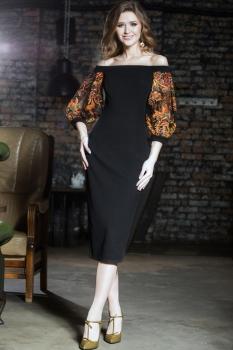 Платье Juanta 2460 чёрный