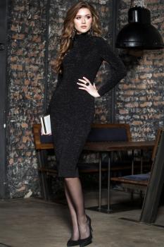 Платье Juanta 2463 чёрный