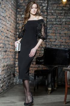Платье Juanta 2467 чёрный