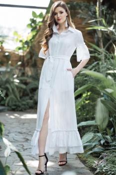 Платье Juanta 2498 белый