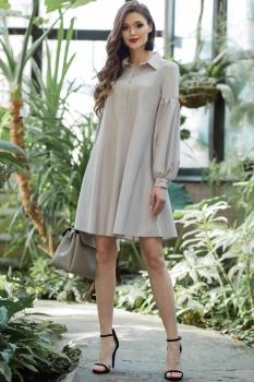 Платье Juanta 2508 серый