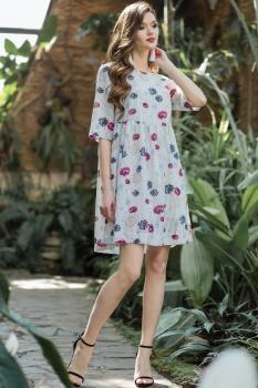 Платье Juanta 2512 серый