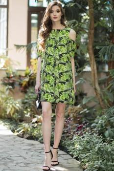 Платье Juanta 2515 салатовый
