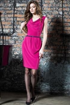 Платье Juanta 2538 фуксия