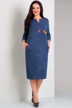 Платье Jurimex 1667 Светло-синий
