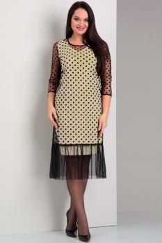 Платье Jurimex 1678-2 бежевый