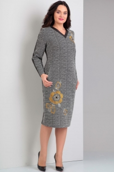 Платье Jurimex 1684-2 серый