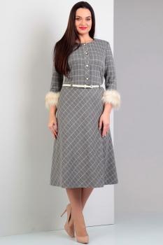 Платье Jurimex 1688 серый