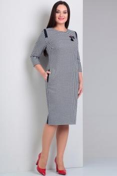 Платье Jurimex 1700 Черно-белый
