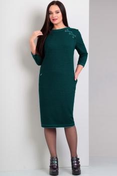 Платье Jurimex 1702 Зеленый